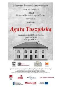 spotkanie z Agat¦ů Tuszy+äsk¦ů